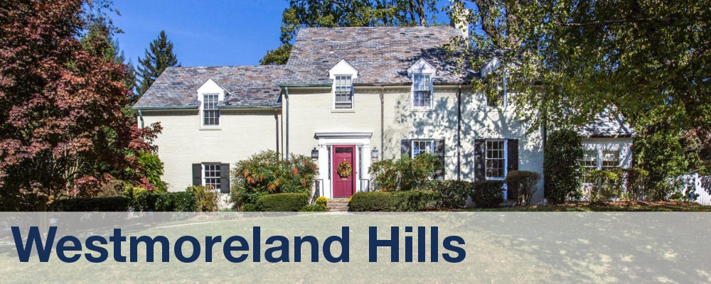 Westmoreland hills home info dc metro homes for sale for Dc home for sale
